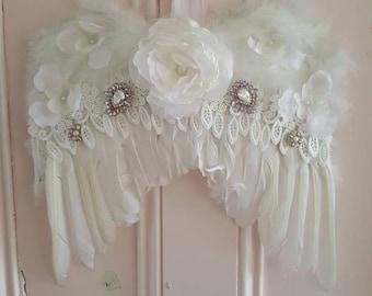 Shabby Angel wings