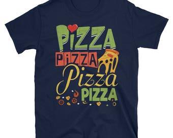Pizza Tshirt - Pizza Shirt - Pizza T-Shirt - Pizza Lover - Pizza Clothing - Pizza Gifts - Pizza Lover Gift - Funny Pizza t-shirt