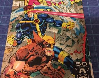X-MEN #1 vf a legend reborn