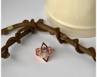Amethyst ring Size 7.5
