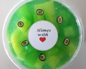 Kiwi Jelly Slime