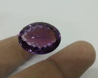 Loose Gemstones Brazilian Amethyst Oval shape