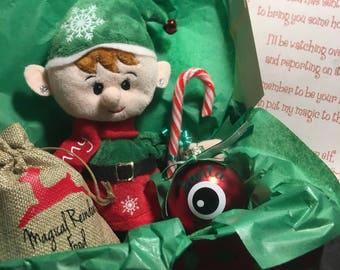 Personalized Elves Elf