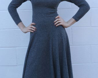 40's Style Circle Dress