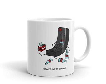 Remote Out of Control - Mug