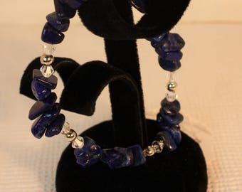 B17033 Lapiz Lazuli Bracelet