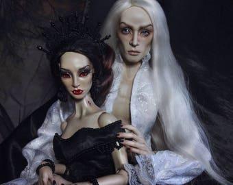 "BJD Doll ""Alastor"""
