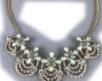 Best Holiday Statement, Bib Necklace
