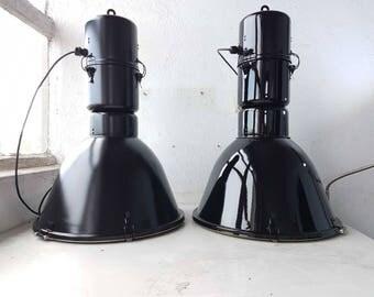 Polish Industrial Factory Pendant Light Lamps Lamp