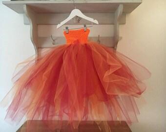Toddler Tutu Halloween/Christmas/Flower Girl/Cake Smash/Princess/Dress Up