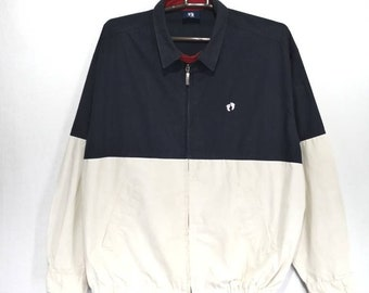 Vintage Hang Ten lite jacket Full Zip