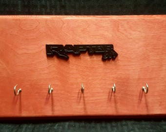 Modern muscle key rack