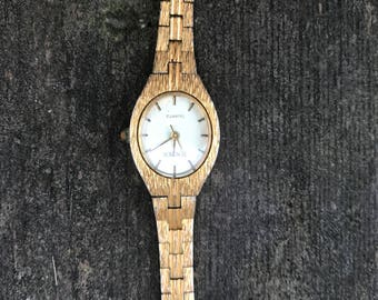 "Vintage beautiful rare russian watch""SEKONDA"" ladies USSR"