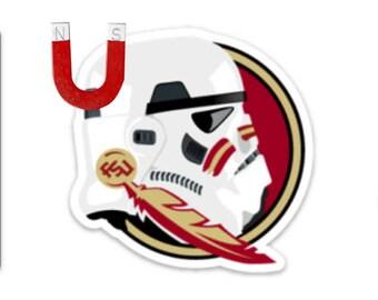 The NoleTrooper Magnet