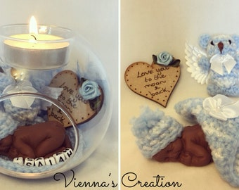 Pregnancy & Infant loss Memorial Gift / Personalised gift /Miscarriage Loss Gift.