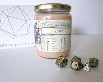 Rogue Jar Candle