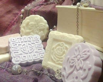 Homemade soaps.  (Small Bars)