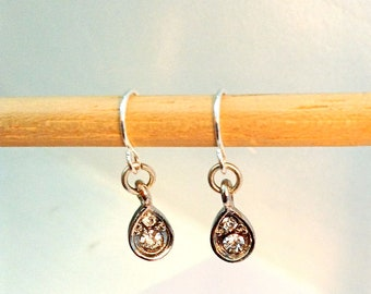 Vintage Small Dangle and Drop Earrings