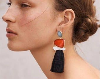 Tassel Fashion Earrings 2017