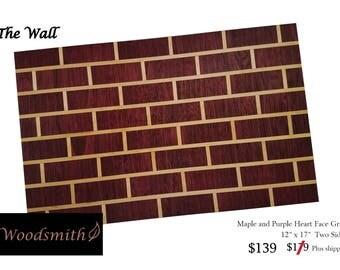 The Wall Cutting Board