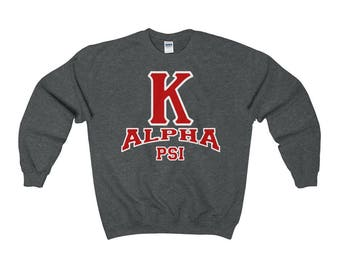 Kappa Alpha Psi // Kappa Alpha Psi // Kappa Alpha Psi Clothing // Kappa Alpha Psi Gift // 1911 // Nupe // Kappa // Sweater Edition 4