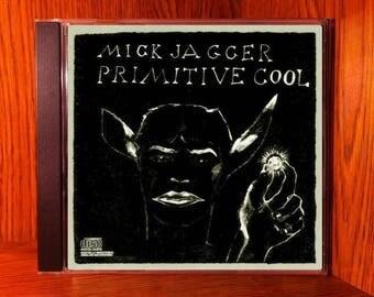 Mick Jagger – Primitive Cool  - Vintage CD