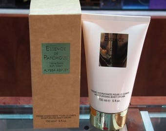 Essence de Patchouli-Alyssa Ashley body Cream 150ml body cream