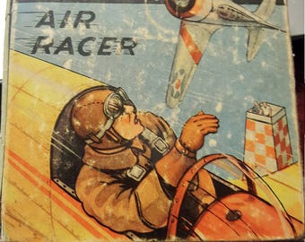 Better Little Big Book Whitman Tailspin Tommy air racer 1183