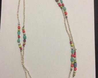 Colourfull sweet necklace