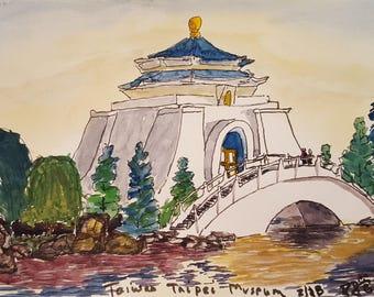 Taiwan Taipei Museum