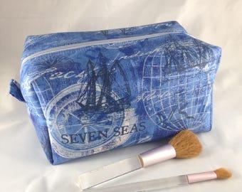 Nautical Toiletry Bag