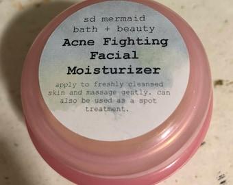 Acne Fighting Facial Moisturizer