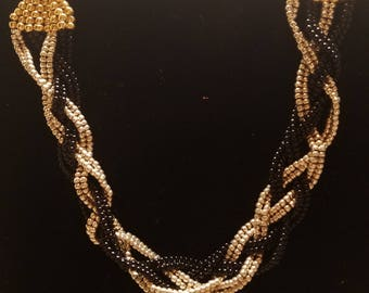 Braided neacklace