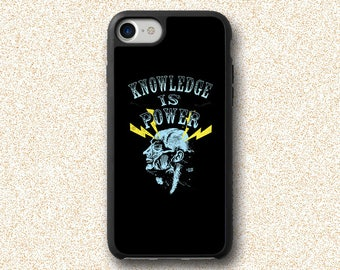 Knowledge is Power Phone Case/iPhone Case/Samsung Case/All Phone Case/Cases