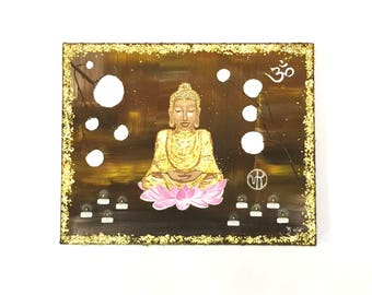 Cotton Buddha Art