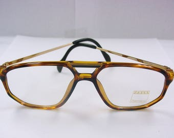 Vintage and Retro Aviator Frames - Carl Zeiss 1980s