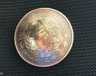 100 Centavos Coin Pin