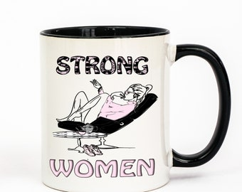 Cup Strong women