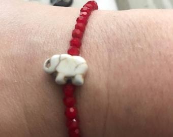 Elephant Bracelet *Strength*