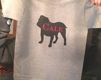 Bulldogs Tshirt