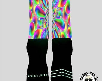 Trippy 2.0 Socks || FREE SHIPPING ||