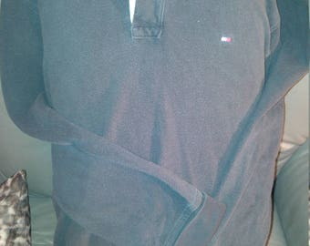 TOMMY HILFIGER L long sleeve POLO