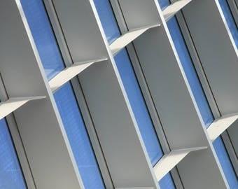 Blue Diagonal