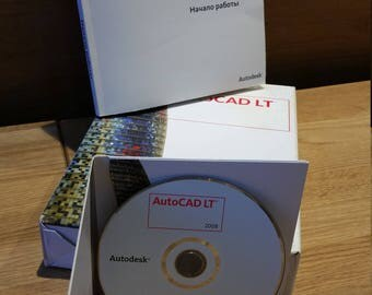 AutoCAD LT 2008 (Rus) | Autodesk | CAD