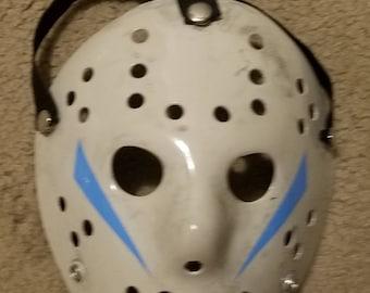 Custom Friday The 13th Part 5 Jason Voorhees Hockey Mask