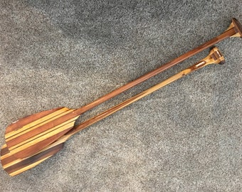 Yukon canoe paddle