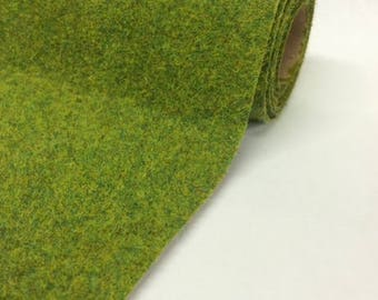 """48""""x24"""" Artificial Grass / Static Grass MAT - Colour: Summer"""