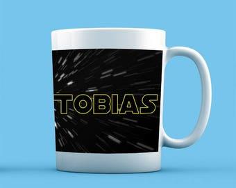Star Wars Inspired Mug - Personalised