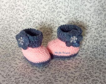 Newborn shoes 0-3 months