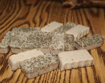 Coffee & goats milk soap